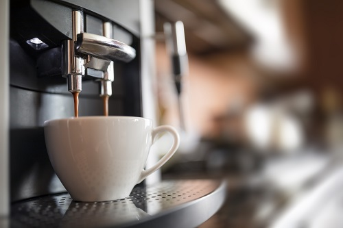 kavos automatai imonems