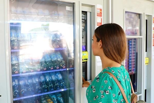 pardavimo automatai viesosioms erdvems
